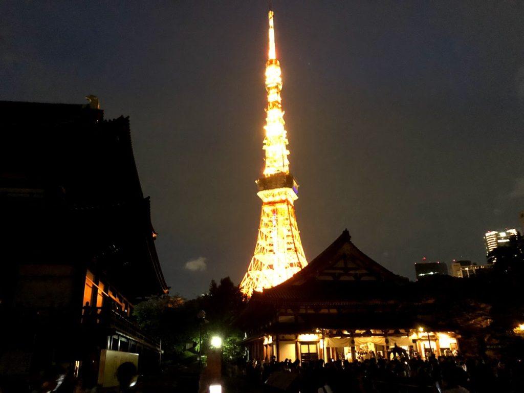 zoujouji temple