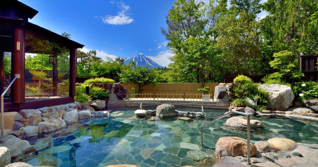 Fuji viewing hot spring Yurari | 富士眺望の湯 ゆらり