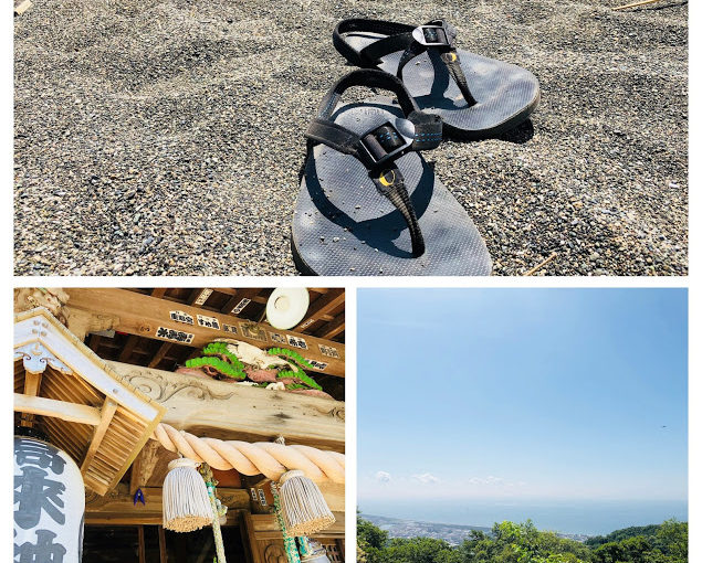 Easy Trail Running to Mt.Koma in Oiso | Let's enjoy both Hiking and the Beach in 1 day!