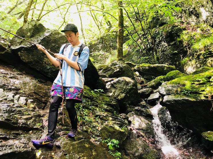 shirayasawa valley