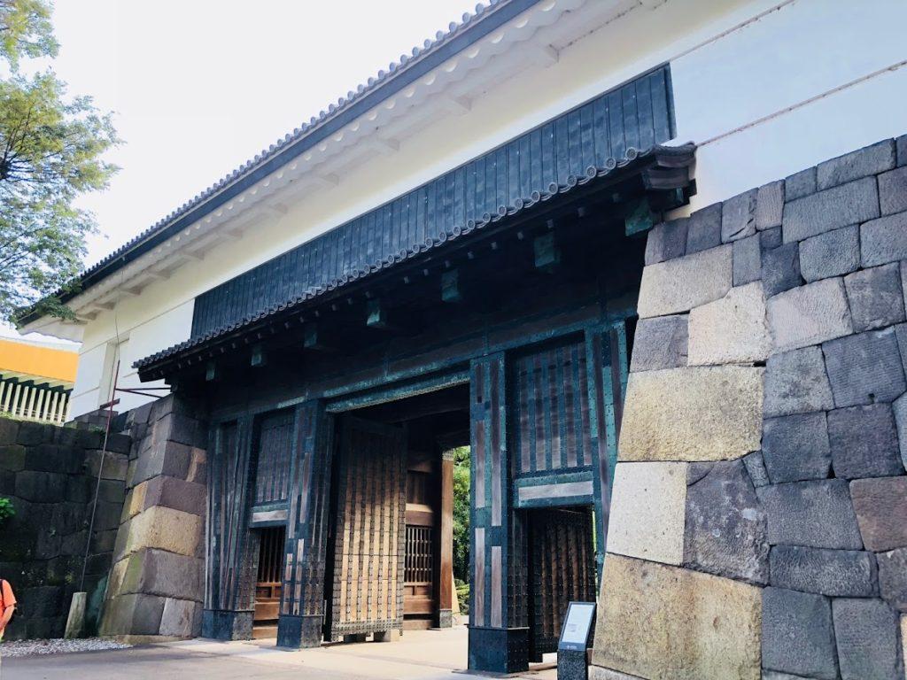 Tayasu-mon Gate