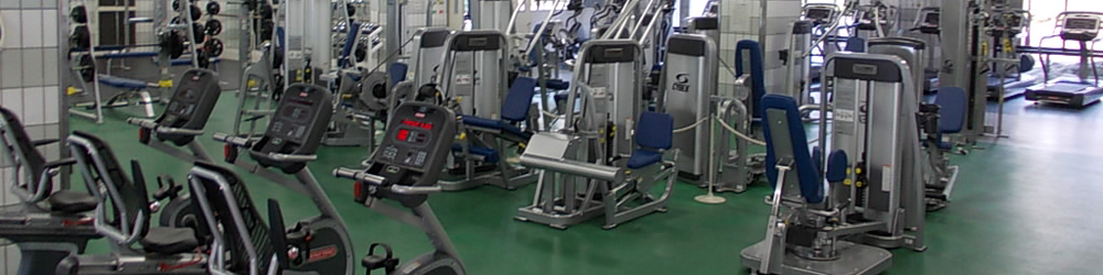 KOMAZAWA OLINPIC PARK TRAINING ROOM