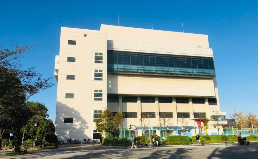 Taitou Riverside Sports Center | Only 250 yen for 3 hours, Gym without member registration