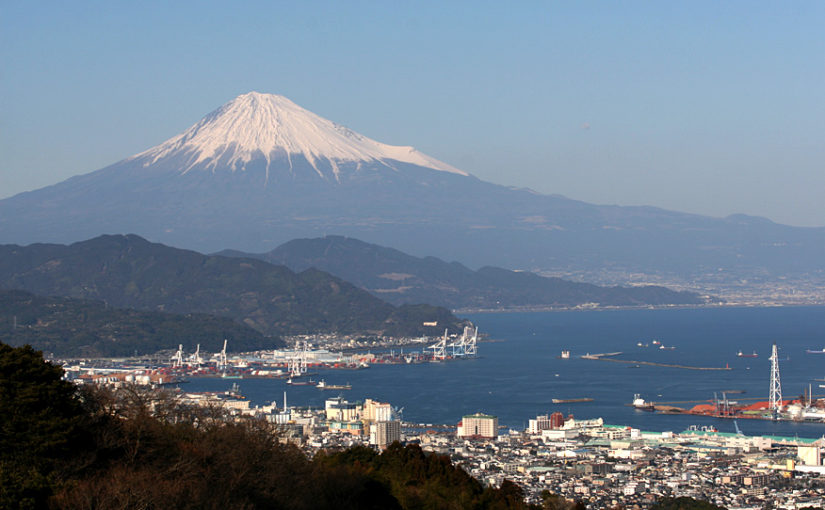 "~ Take a look at Mt. Fuji ~ ""Nihon-daira walk 2019"" ( February 17, 2019 )"