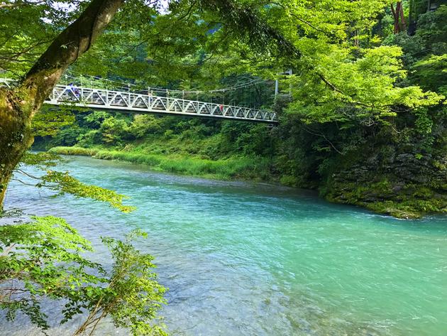 valley of okutama
