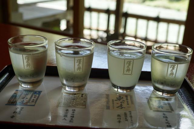 Kaiseki and Sake brewery tour and Various sake tasting ( 2018.12.16 )