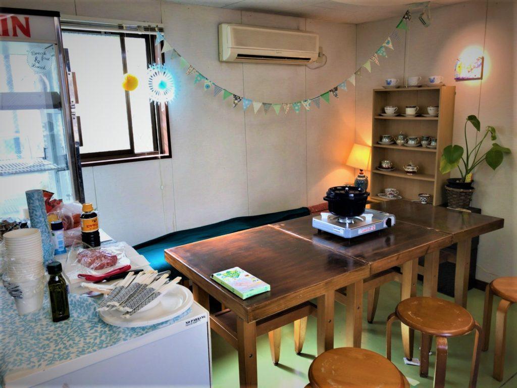 浅草駅から徒歩7分のキッチン付き一軒家