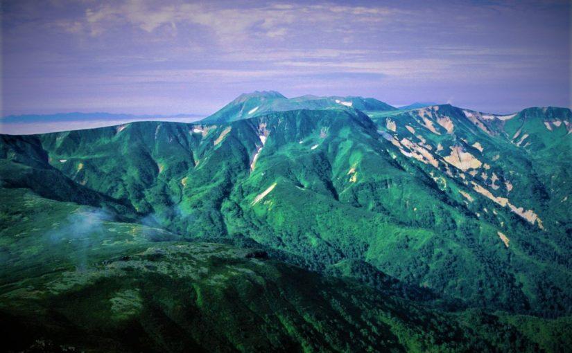 Mount Tomuraushi (トムラウシ山) | 100 Famous Japanese Mountains #006